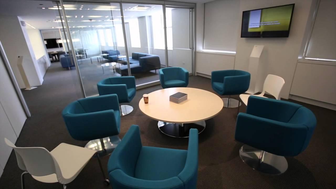 Charmant ISpace Furniture Visits The Teknion Showroom   NeoCon 2014