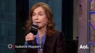 Isabelle Huppert and Paul Verhoeven Discuss Their Film,