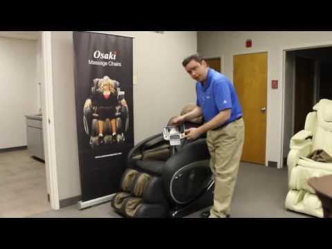 Osaki OS 4000 Zero Gravity Masssage Chair
