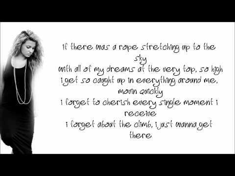 Tori Kelly - Confetti Lyrics Video