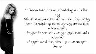 Repeat youtube video Tori Kelly - Confetti Lyrics Video