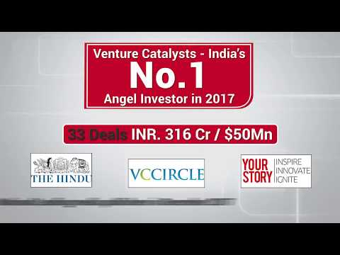 Venture Catalysts: The Story of Becoming India's #1 Angel Investment Network