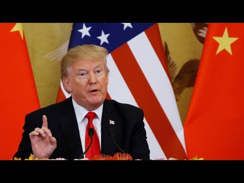 Trump calls trade relationship with China \