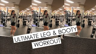 Grow Your Glutes, Hamstrings And Calves | FULL WORKOUT