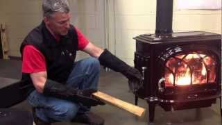 How to Load your Jotul Wood Stove