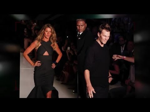 Tom Brady Supports Gisele Bundchen At Sao Paulo Fashion Week | Splash News TV | Splash News TV