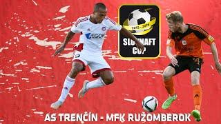 Trencin vs Ruzomberok full match