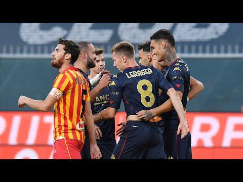 Genoa Catanzaro Goals And Highlights