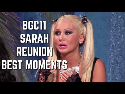 BGC11 sarah reunion best moments