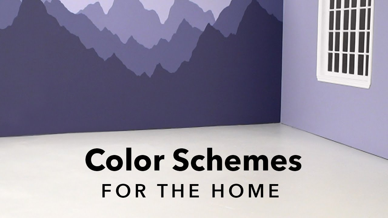 Choose The Perfect Color Scheme For