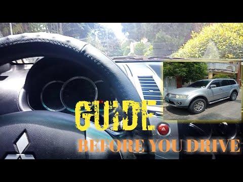 PAANO MAG-DRIVE NG