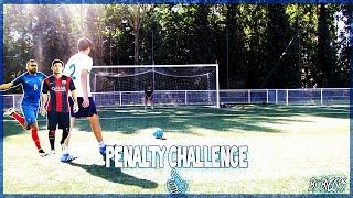 FOOTBALL PENALTY CHALLENGE ! thumbnail