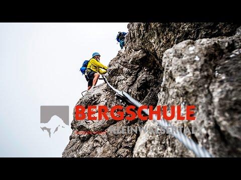 Klettersteig Croda Dei Toni : Dolomiten klettersteig mit der bergschule kleinwalsertal