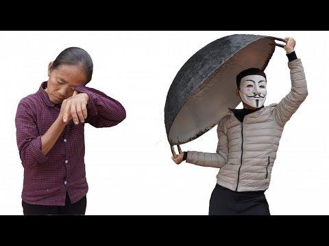 Hưng Vlog - Trộm Đột Nhập Lấy Cắp Dụng Cụ Xoong Nồi Khổng Lồ Của Bà Tân Vlog Và Cái Kết