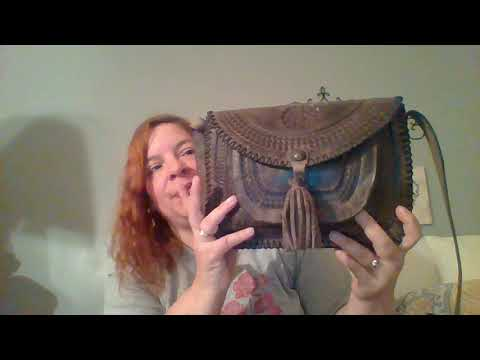 How to Restore/Clean a Leather Bag & Patricia Nash Collection