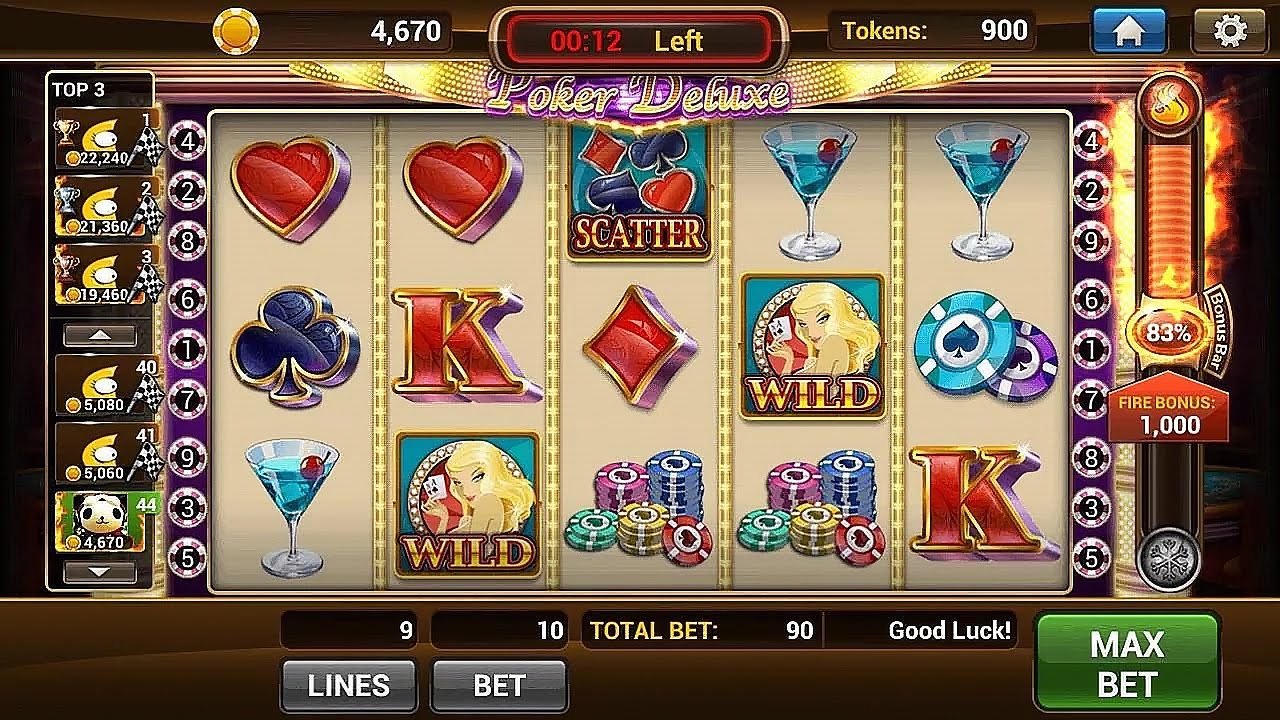 Slot machine для андроид