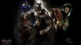 Batman Arkham Knight начало прохождения