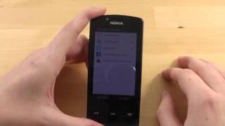 Nokia 700 - Handy Text - Review - Deutsch