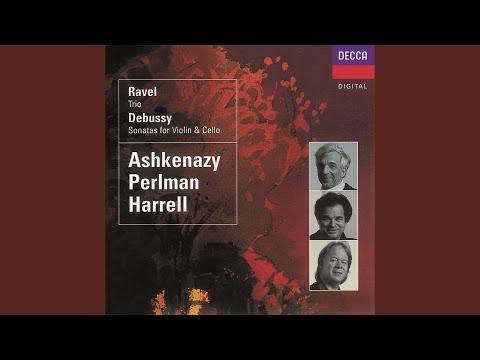 Debussy: Sonata in G Minor for Violin & Piano, L. 140 - 3. Finale (Très animé)