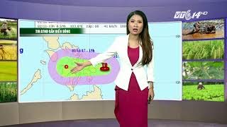 VTC14 | Thời tiết nông vụ 31/10/2017 | Dự báo tình trạng khô hanh, khuyến cáo bà con chú ý PCCC