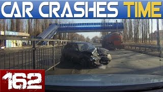 Dash Cam Accidents Compilation - Best of the Week - Episode #162 HD