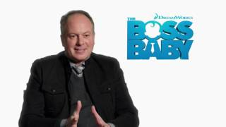 The Boss Baby Tom McGrath - Director