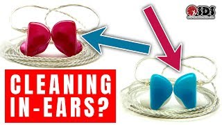 How To Clean In Ear Monitors