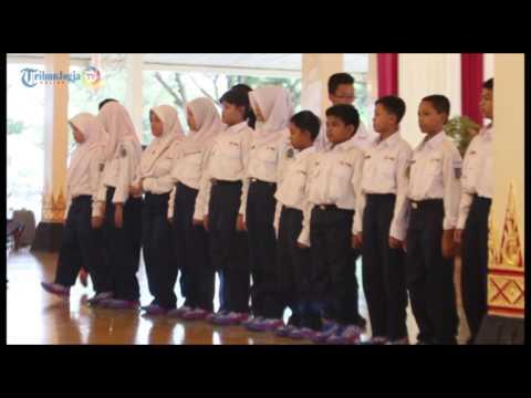 Sri Sultan HB X Melepas Peserta Jumbara PMR di Bangsal Kepatihan