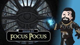SKYRIM - Special Edition (Ch. 4) #20 : Focus Pocus