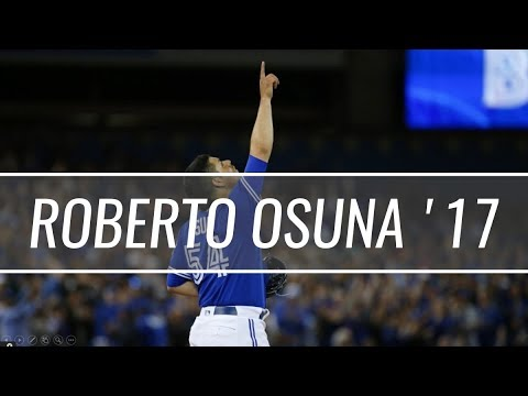 Roberto Osuna - Toronto Blue Jays - 2017 Highlight Mix HD
