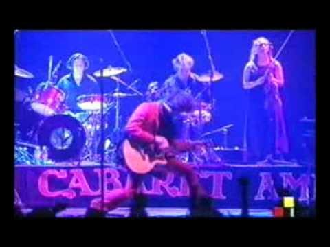 Bunbury - Contracorriente - version Cabaret Ambulante