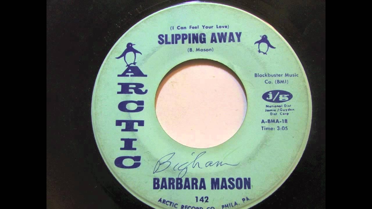 Barbara Mason I Can Feel Your Love Slipping Away Youtube