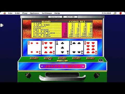 Caesars Palace (Macintosh game 1995)