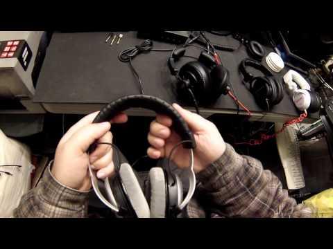 Z Review - $50 Headphone Challenge Part II (TASCAM TH02+Takstar Hi2050)