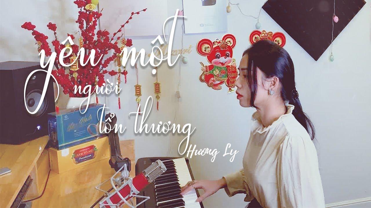 Yêu Một Người Tổn Thương - Nhật Phong | HƯƠNG LY COVER
