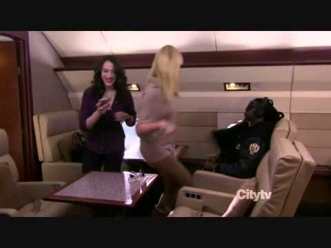 2 broke girls 2 chainz funny scene (All I want for my birthday is a big...)