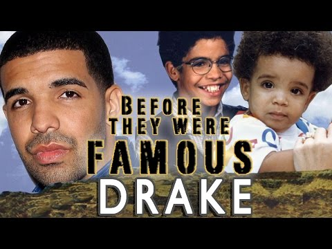 DRAKE  Before They Were Famous  BIOGRAPHY