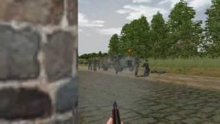 WWII Online: Battleground Europe Official Trailer (2005)