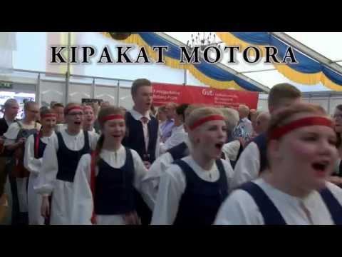 Kipakat Motora of Finland at Europäisches Folklore-Festival in Bitburg 2015