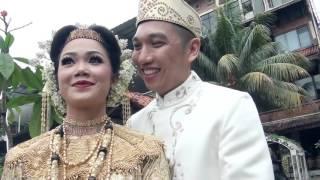 Nina & Irving - Wedding Highlight | Bogor Wedding.