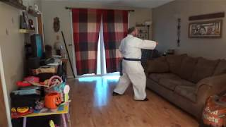 Wado Ki Red Belt Test