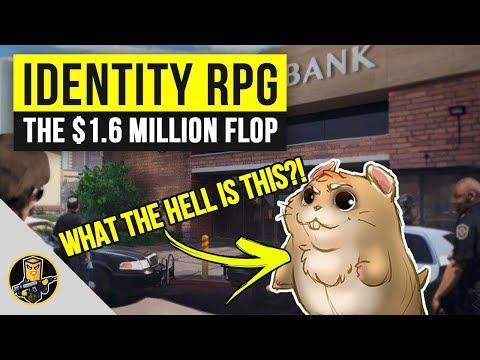 Identity RPG - The 1.6 Million Dollar Flop