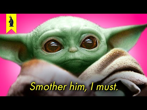 Why You Want to Smother Baby Yoda: The Dark Side of Cuteness – Wisecrack Edition