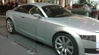 Audi Nuvolari Concept Videos