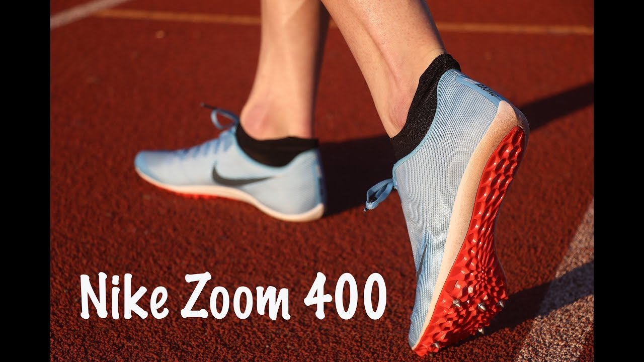 Nike Zoom 400 Review - YouTube