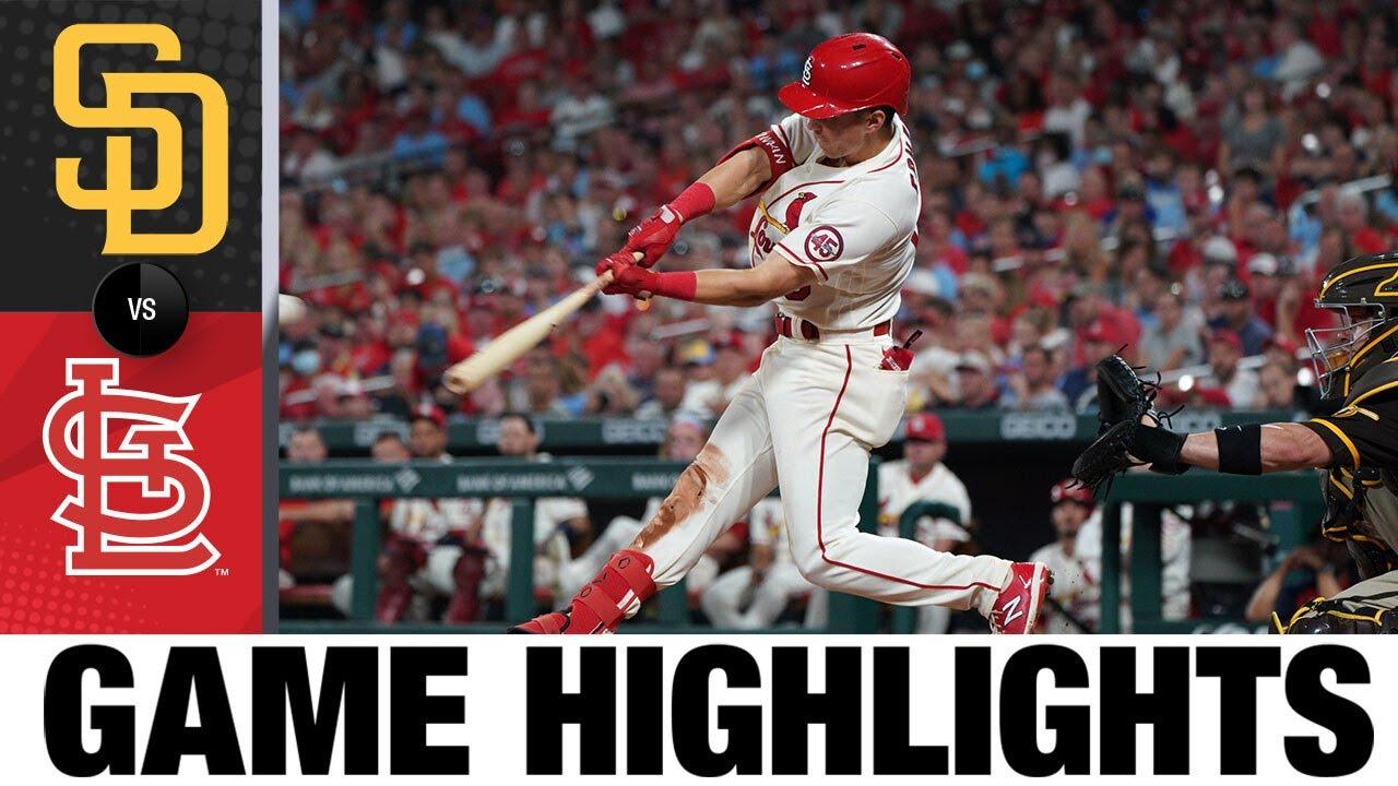 Download Padres vs. Cardinals Game Highlights (9/18/21) | MLB Highlights