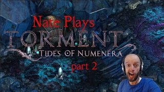 Torment: Tides of Numenera PC Gameplay (p. 2)