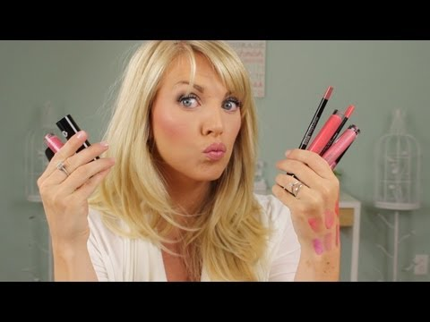 ❤ Must Have Lip Products: Bare Minerals Marvelous Moxie ❤