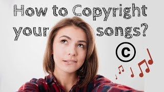 How to Copyright your Songs? (Register a Copyright) | The Modern Musician