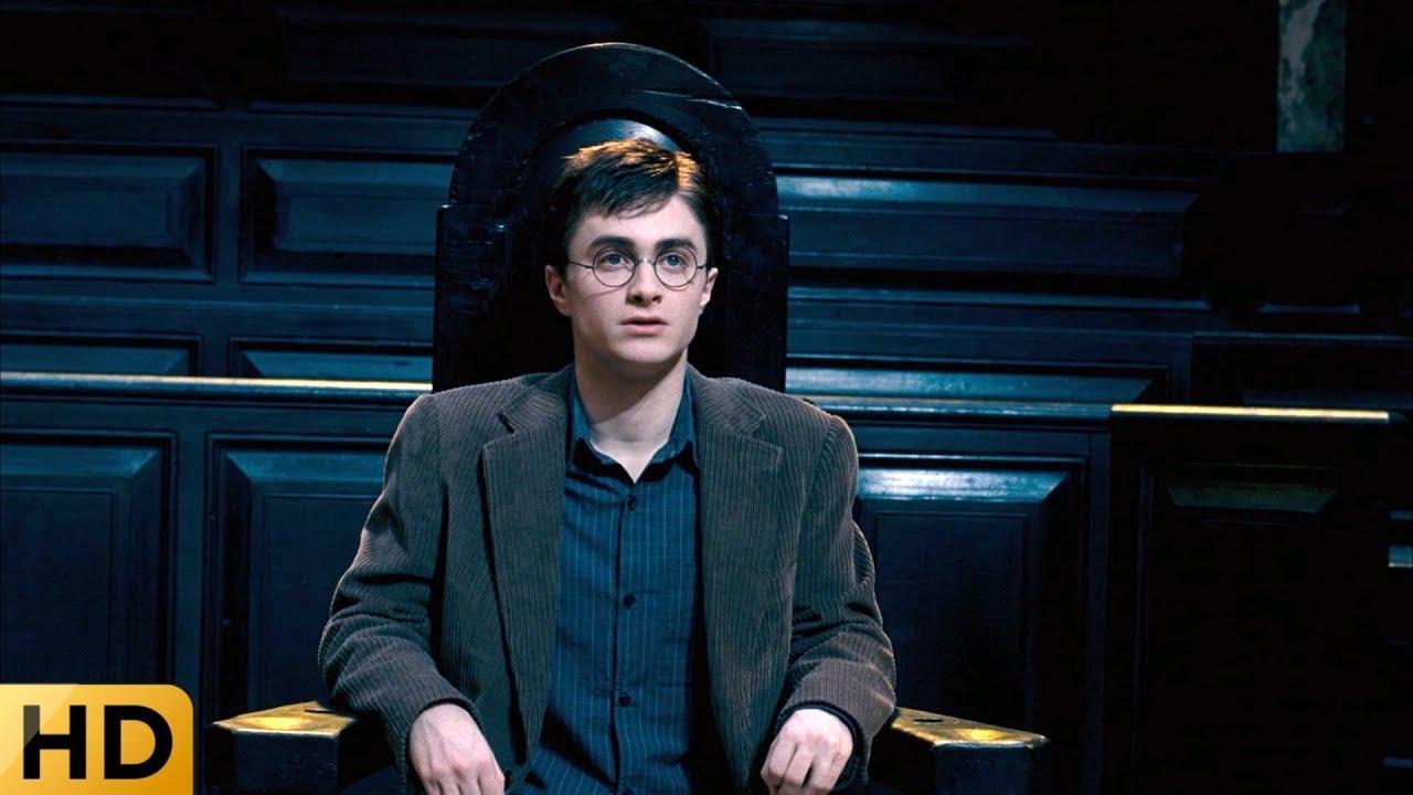 Суд над Гарри Поттером. Гарри Поттер и Орден Феникса ...